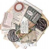 TIM HOLTZ® IDEA-OLOGY™ - Layers Cards - Collector - TH93553